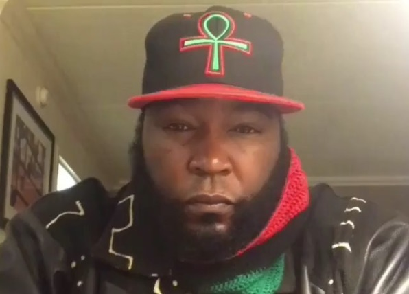 "Male Feminist Dr Umar Johnson Says ""Only Weak Black Men Date White Women"" – Really Bruh???"