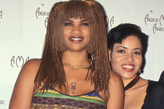 Famous Rapper Pepa Of 90s Rap Group Salt N Pepa Confirms The Modern Day Black Female's Love For Unproductive BlackMen
