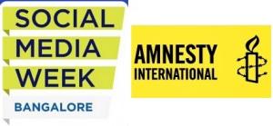 Amnesty International at SMW Bangalore