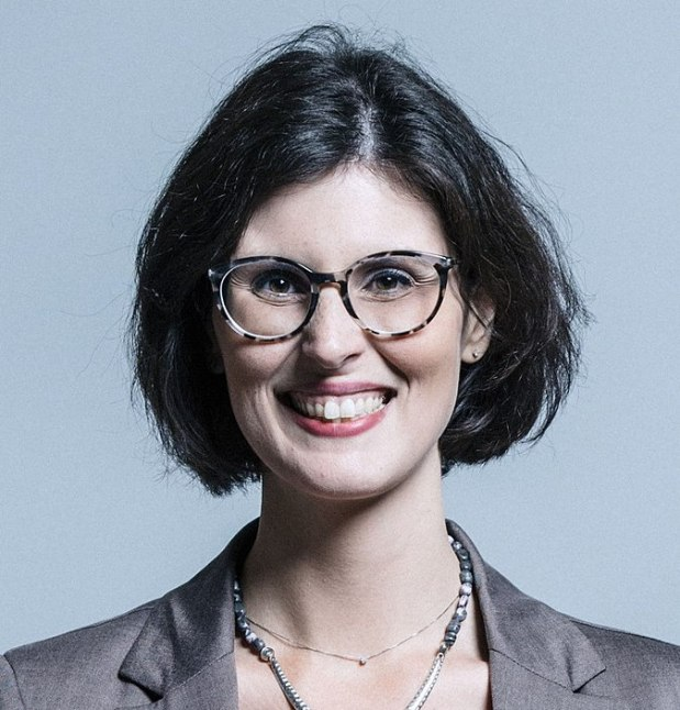 Feminist MP Layla Moran admits to being the latest female perpetrator of domestic violence in Parliament