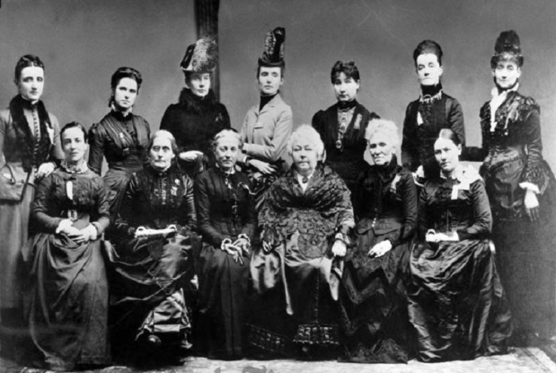 'Anti-man movement' of 1830 – forerunner of feminist movements
