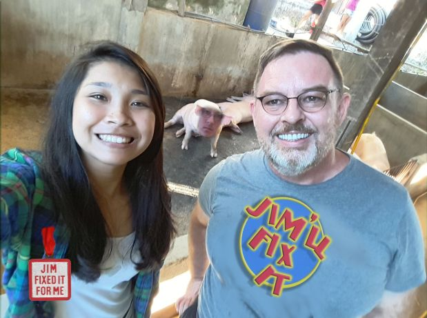 Owner of 8chan, a website that has produced multiple Neo-Nazi mass shooters, is Jim Watkins, who lives in the Phillipines, has an Asian wife and Asian son – and yet he refuses to shut the website down. Mocks Asians ininterviews.