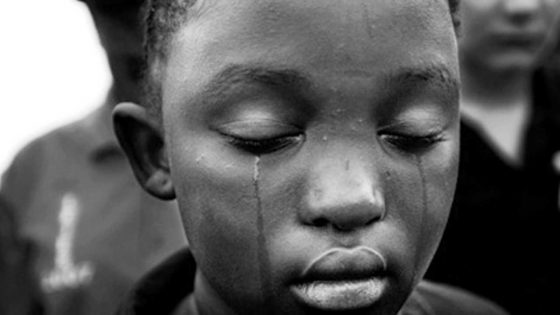 How Black Women Abuse, Brutalise, Traumatise And Sexualise BlackChildren