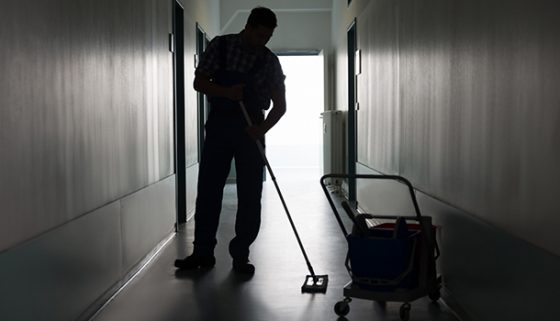 The Clean Up Man Crisis Within Black Society – Black Women Are Now Desperately Seeking OutJanitors
