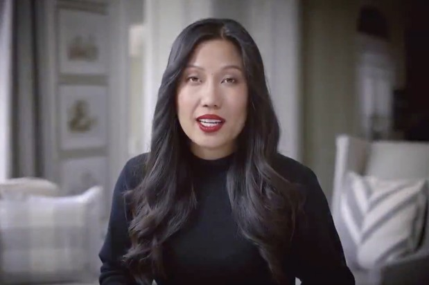 Asian female Republican Elizabeth Heng responsible for an advertisement targeting Ocasio Cortez, showing her setting on fire – represents the odd trend of Asian women being the only right wing people of color