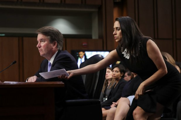 """Notorious Tiger Mom, abusive mother, and """"Chinese American figurehead"""" Amy Chua gets mysteriously """"ill"""" at the same time she gets accused of supplying women (including her own daughter) to pervert Judge Kavanaugh. Coincidence? Or trying to saveface?"""