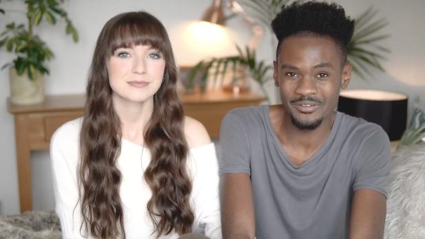 WHITE Wife Interviews BLACK Husband OnRacism
