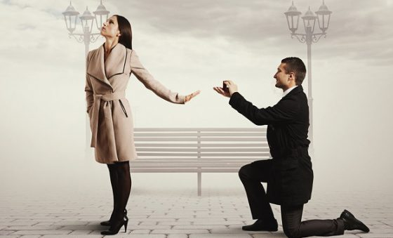 Don't Ever Get Down On One Knee For A Woman – Understanding The True Symbolism Behind TheAct