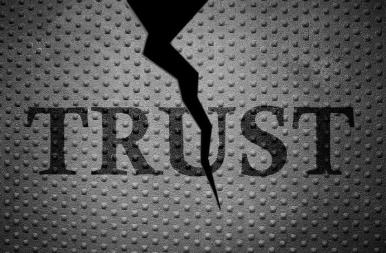 We Don't Trust You Either –BYE!