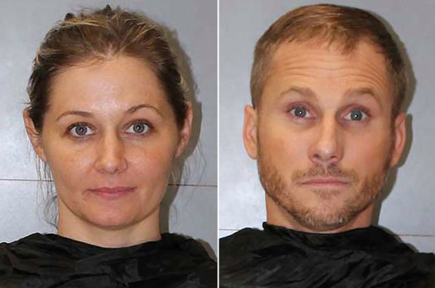 South Carolina couple arrested in road-rage attack on interracial couple